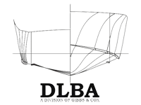 Логотип компании DLBA (Donald L. Blount and Associates)