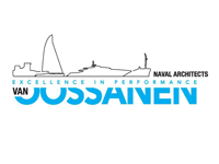 Логотип компании Van Oossanen Naval Architects